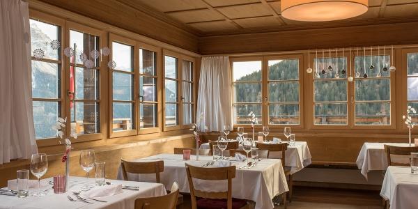 Restaurant, Hotel Capricorns, Wergenstein