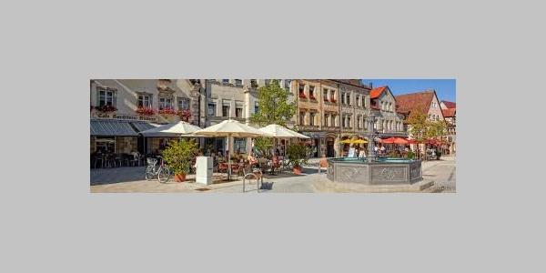 Marktplatz in Altdorf