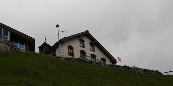 Geburtshaus Pater Maurus Carnot in Samnaun-Laret