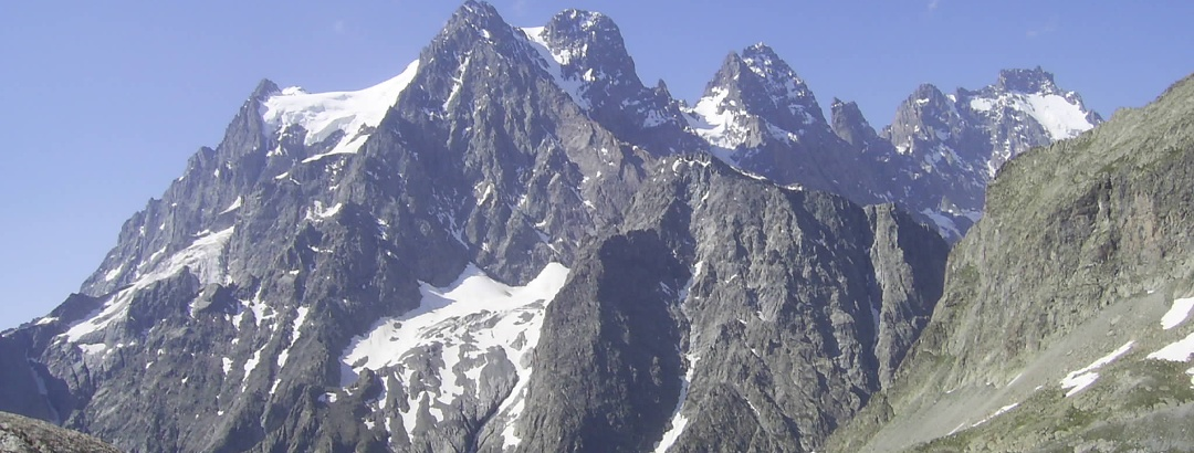 Mont Pelvoux 3976m