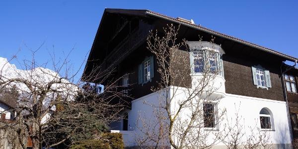 Villa Fussenegger, Winter