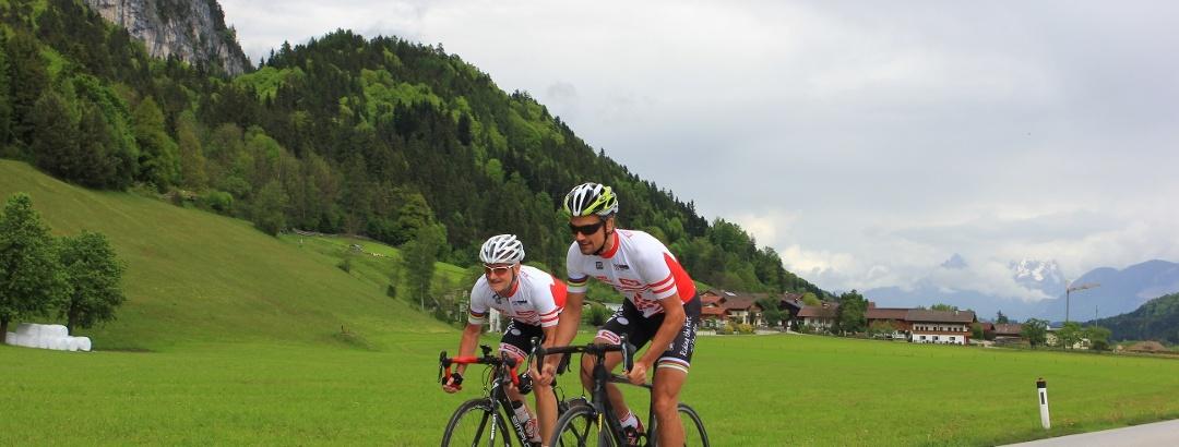 Spaß am Rennrad