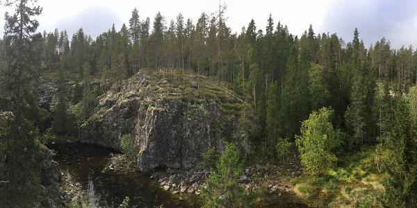 Hiidenportin Kansallispuisto Luontoon Fi