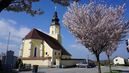Pfarrkirche Esternberg
