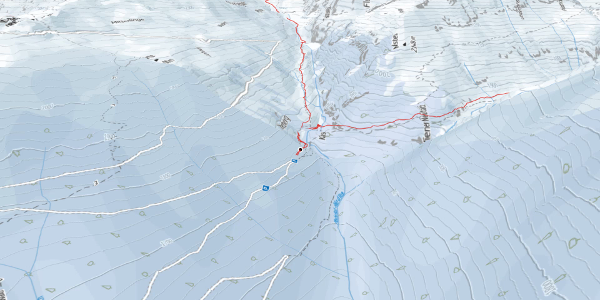 Skitour im Eisacktal/Südtirol: Hochfeiler NW (3509)