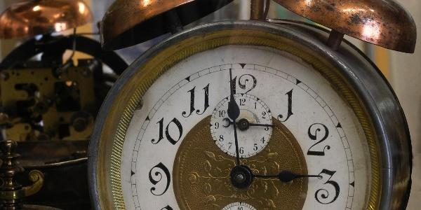 Austellungsstück Uhrentechnische Lehrschau