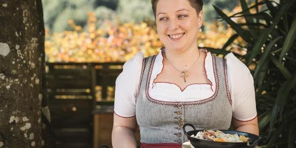 Ihre Gastgeberin - Dagmar Zwettler