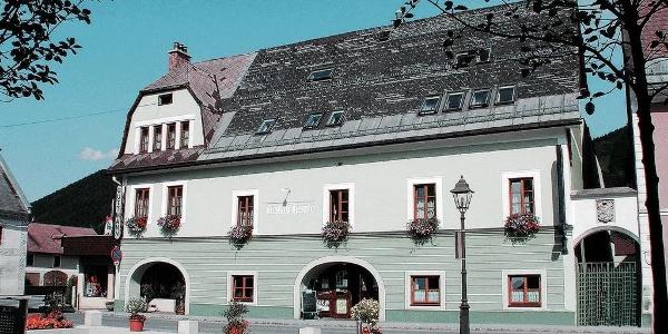 Gasthof Hensle im Zentrum von St. Gallen