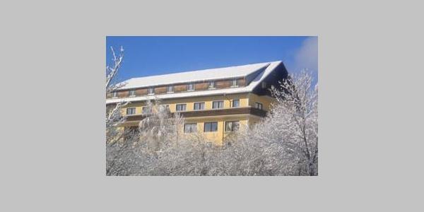 """Alpengasthof """"Spitzbauer"""" im Winter"""