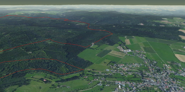 Trailrunning-Strecke in der Eifel: Tourenplanung am 21. Februar 2019