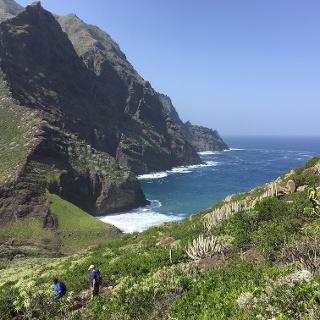 Coastal views.
