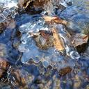Tél a patakban