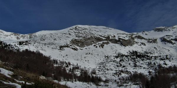 Mt. Rušnati vrh