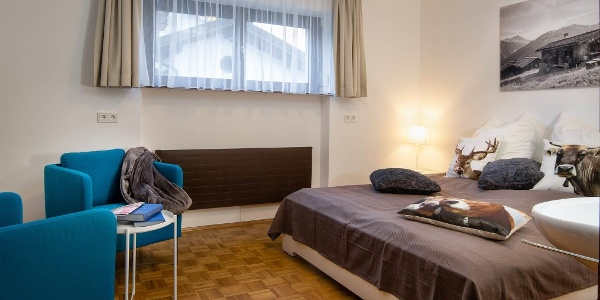 Haus Zimba IV. Doppelzimmer