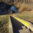 Hochwasser - Rückhaltebecken