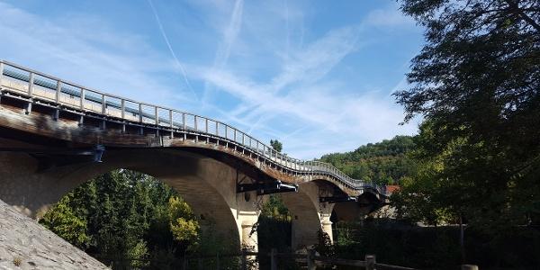 Bridge enroute