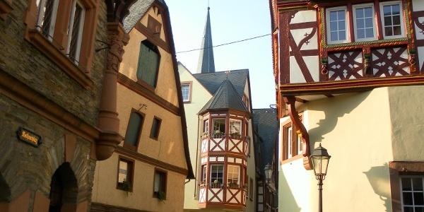 Rathausplatz in Ürzig