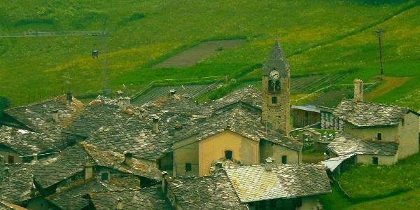 Borgata Chiesa di Bellino.
