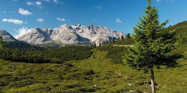 Alta Via delle Dolomiti nr. 1