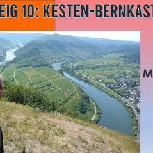 Moselsteig 10   Etappe Kesten – Bernkastel Kues   Wandern an der Mosel   Dirk Kunze   # 93