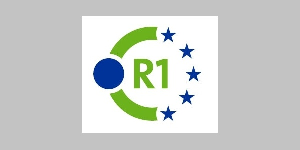 Logo Europaradweg R1