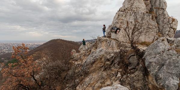 Skala víly (Tündér-szikla)