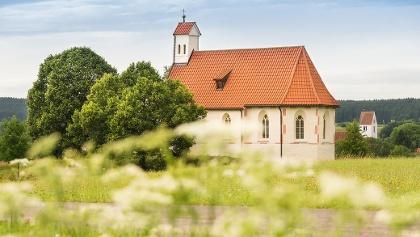 Spätgotische Kapelle St. Ursula