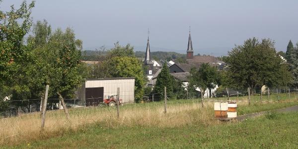 Blick auf Gornhausen