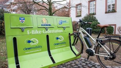 EWR Ladestation