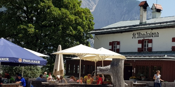 Alpengasthof St. Magdalenen