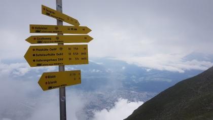 Views over Innsbruck