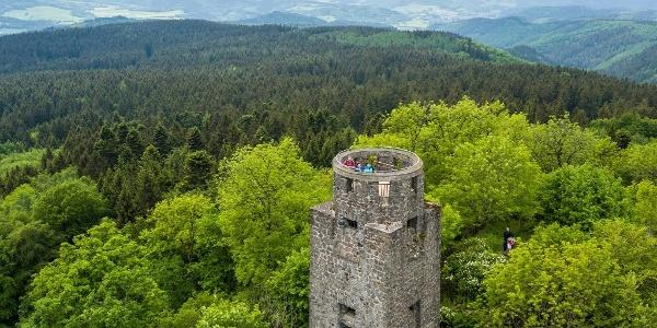 Kaiser-Wilhelm-Turm auf der Hohen Acht