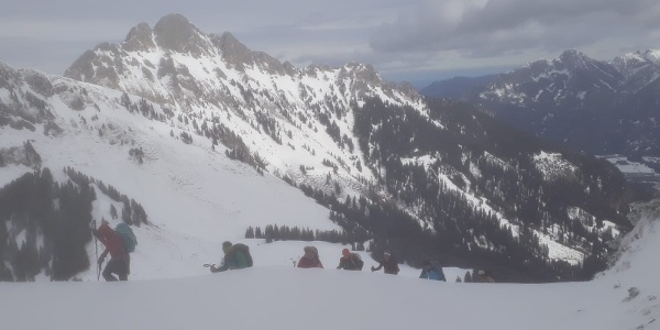 Gehrenspitze (Tannheimer Berge)