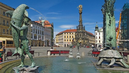 Olomouc Markt