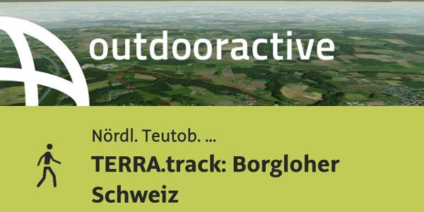Wanderung im Osnabrücker Land: TERRA.track: Borgloher Schweiz