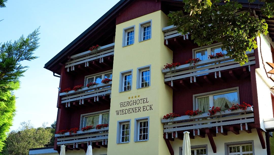 Berghotel Wiedener Eck.