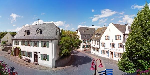 Ortsmitte von Veldenz