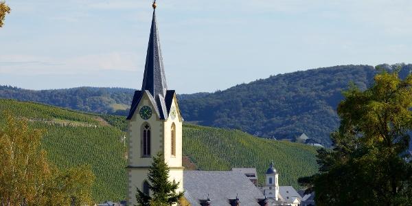 Kirche in Lösnich