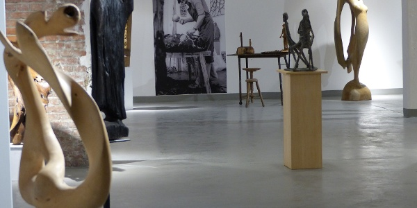 Josef Hauke Ausstellung Lauenau