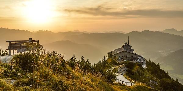 Das Kehlsteinhaus, ein wunderbares Wanderziel