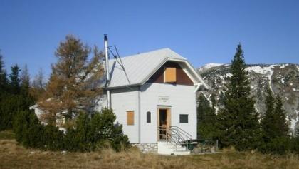 Alpenfreundehütte Krumbachstein