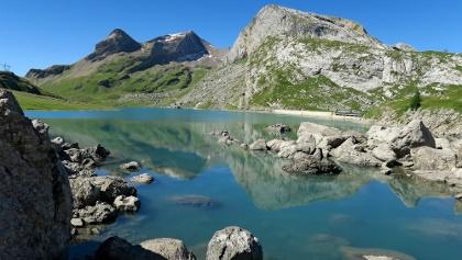 Sanetschsee / Lac de Sénin