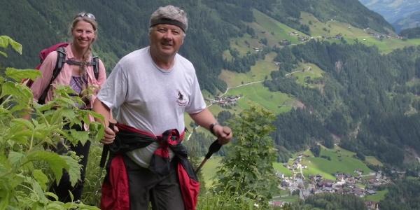 Gamshütte im Zillertal