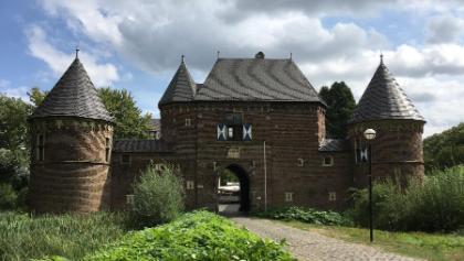 Burg Vonderort, Oberhausen