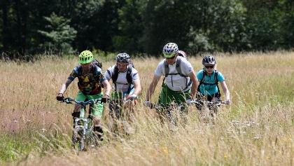 Mountainbiken in der Hocheifel