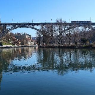 Kirchenfeldbrücke.