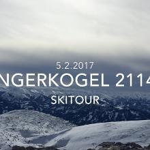 ANGERKOGEL 2114M Skitour