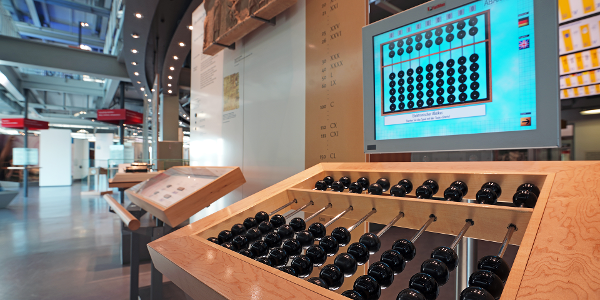 Heinz Nixdorf MuseumsForum – Abacus
