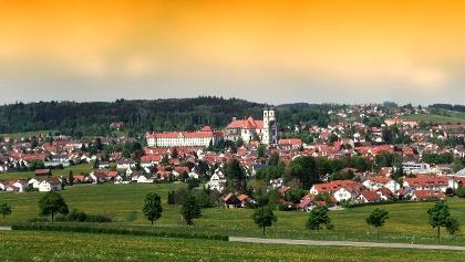 Ottobeuren Panorama