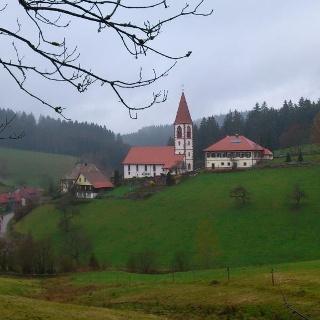 St. Roman, ein verträumtes Bergdorf